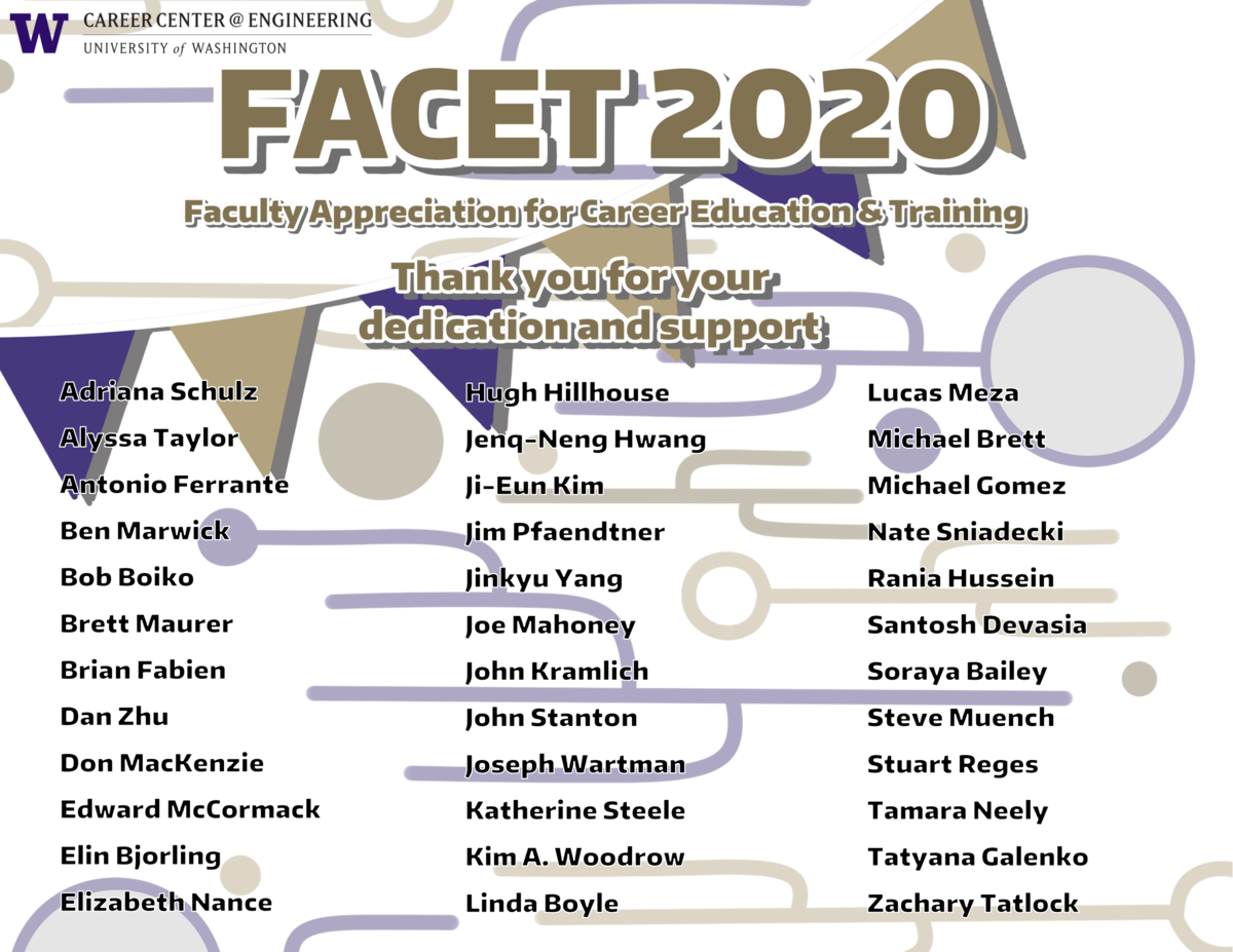 FACET Award 2020